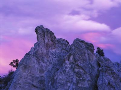 Twilight at Garden of the Gods, Colorado by Keith Ladzinski