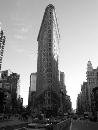 Flat Iron Building, New York City by Keith Levit