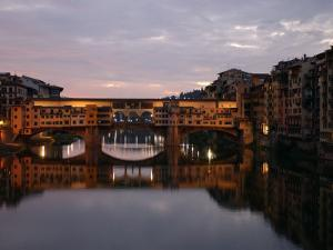 Ponte Vecchio, Florence, Italy by Keith Levit