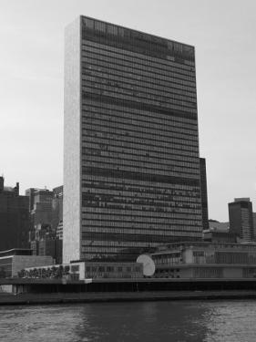 United Nations Building by Keith Levit