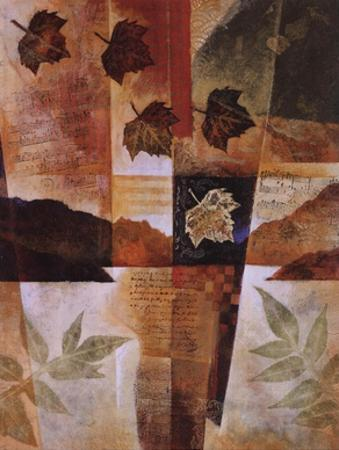 Autumn Melody I by Keith Mallett
