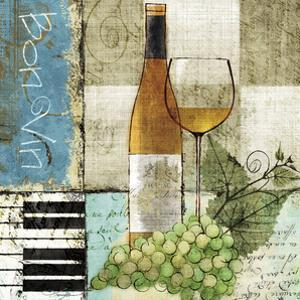 Bon Vin by Keith Mallett
