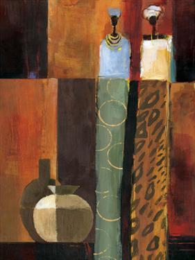 Harmony I by Keith Mallett