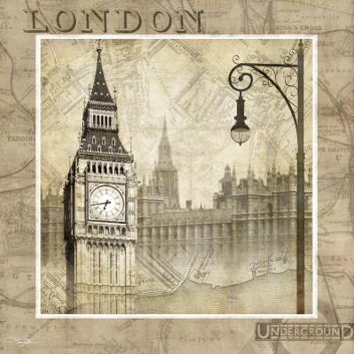 London Calling by Keith Mallett