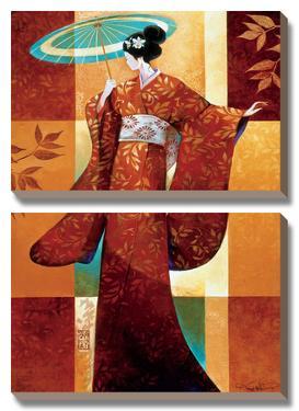 Misaki by Keith Mallett