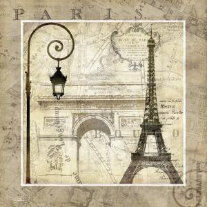 Paris Holiday by Keith Mallett