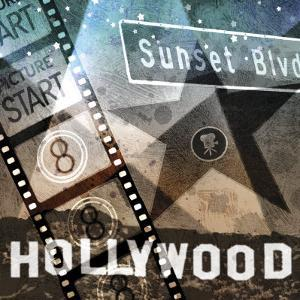 Sunset Blvd. by Keith Mallett