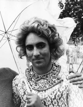 Keith Moon In Drag