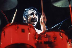 Keith Moon Red Drums