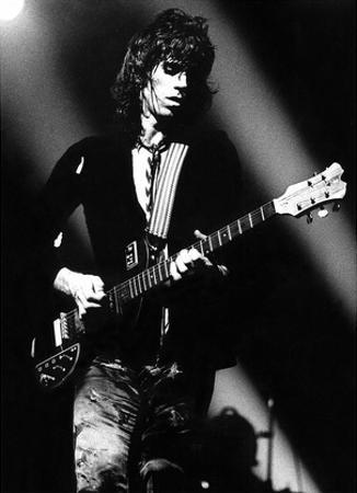 Keith Richards Rotterdam 1973