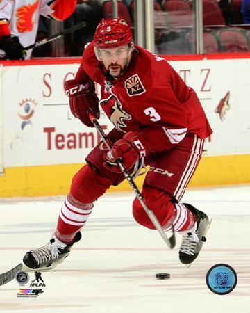 Keith Yandle 2014-15 Action