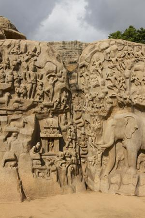 Mamallapuram, Tamil Nadu, India by Kelley Miller