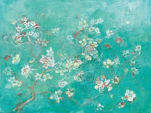 Butter Blossoms Flowers by Kellie Day