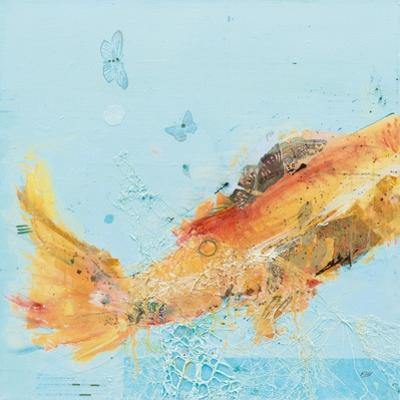 Fish in the Sea I Aqua
