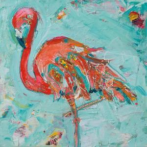 Flamingo by Kellie Day