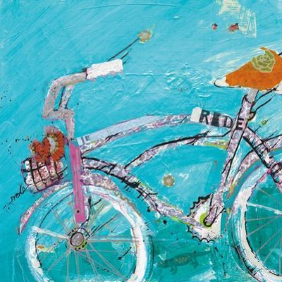 Ride Blue Pink by Kellie Day