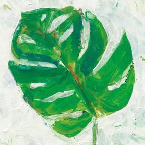 Single Leaf Play II by Kellie Day