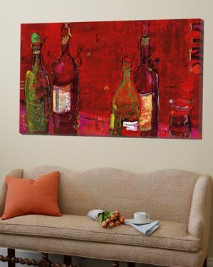 Vino Rojo by Kellie Day