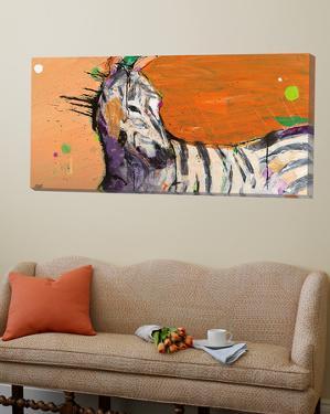 Zebra by Kellie Day
