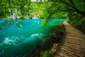 Plitvice Lakes National Park by Kelly Cheng Travel Photography