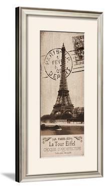 La Tour Eiffel by Kelly Donovan