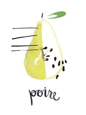 Poire - Detail by Kelly Ventura