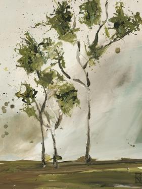 Calli Trees I by Kelsey Hochstatter