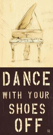 Dance With Your Shoes Off