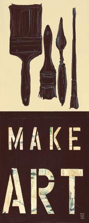 Make Art by Kelsey Hochstatter