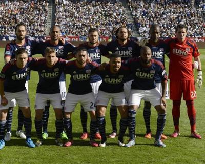 2014 MLS Cup Final: Dec 7, New England Revolution vs LA Galaxy by Kelvin Kuo