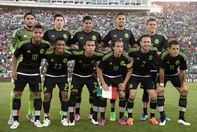Soccer: Mexico Vs Ecuador by Kelvin Kuo