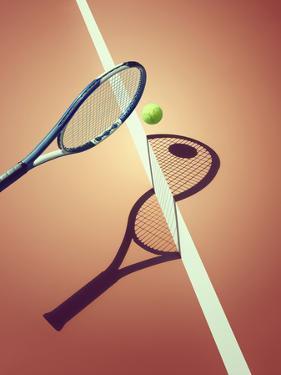 Sports Shadow by Kelvin Murray