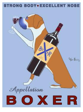 Appellation Boxer by Ken Bailey