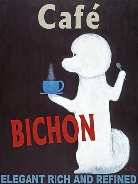 Bichon by Ken Bailey