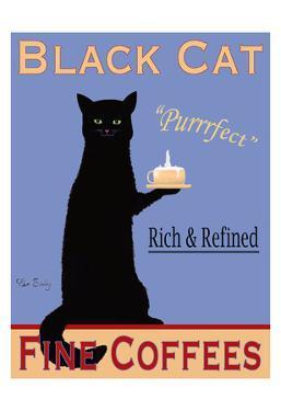 Black Cat Coffee by Ken Bailey