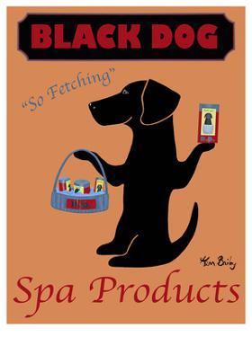 Black Dog Spa Products by Ken Bailey