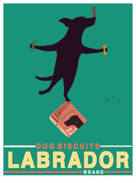 Black Lab Biscuits by Ken Bailey