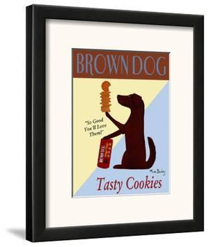 Brown Dog Tasty Cookies by Ken Bailey
