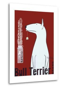 Bull Terrier Tea by Ken Bailey