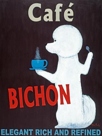Café Bichon by Ken Bailey