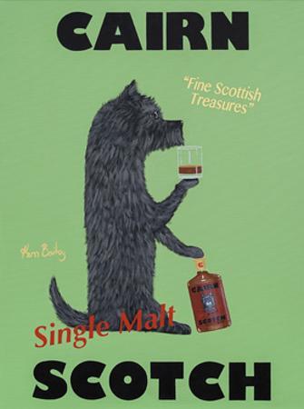 Cairn Scotch by Ken Bailey