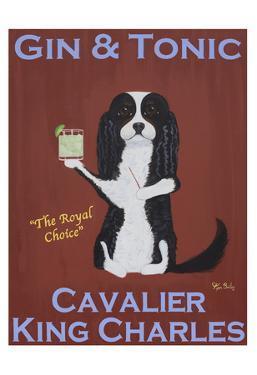 Cavalier Gin & Tonic by Ken Bailey