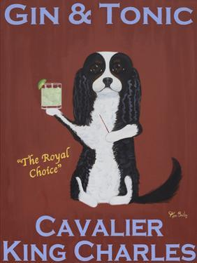 Cavalier Gin & Tonic by Ken Bailey