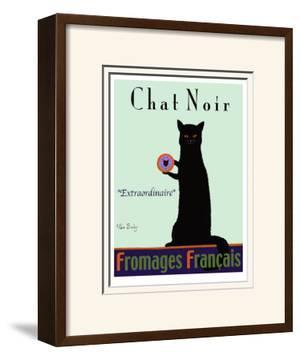 Chat Noir - Black Cat by Ken Bailey