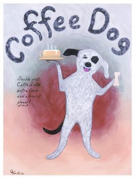 Coffee Dog by Ken Bailey