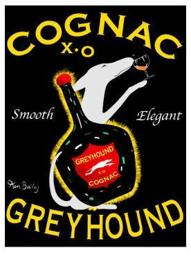 Greyhound Cognac by Ken Bailey