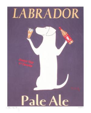 Labrador Ale by Ken Bailey