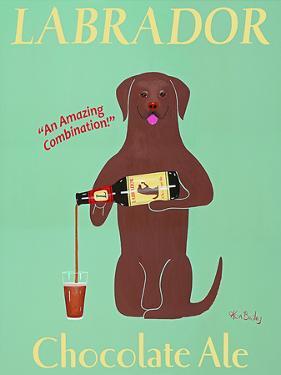 Labrador Chocolate Ale by Ken Bailey