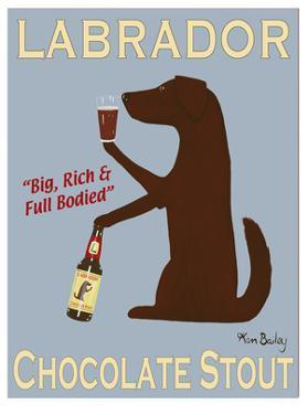 Labrador Chocolate Stout by Ken Bailey