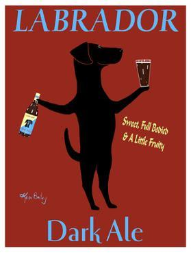 Labrador Dark Ale by Ken Bailey